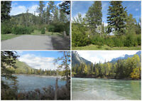 The best Bow River lot in Lac Des Arcs! Residential Lot