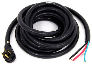25 FT 50 AMP RV HOOK UP CABLE