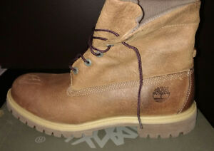 Timberland roll top boots