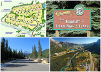 Residential Lot - Canmore - Dead Man's Flat