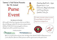 The purse event