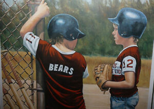"Richard Hayman ""Baby Bears"" 1986 Signed and Numbered (122/300) Stratford Kitchener Area image 2"