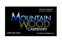 Mountainwood Carpentry
