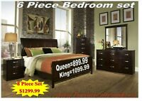 Single , Double , Queen & King Size Bedroom set Start From