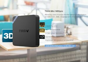"ANDROID TV BOX - UPGRADED VERSION ""T95N  SALE! SALE! SALE!"
