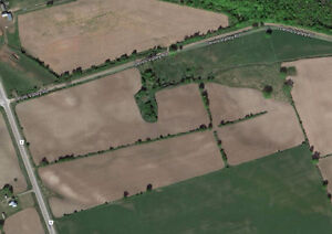 57 ACRES FARMLAND WITH BUILDING LOT, 49 TILLABLE ACRES
