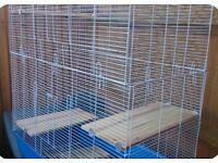Large rat or small animal cage