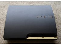 Playstation 3 with one controller. Fifa 13, Battlefield 2, Call of duty.