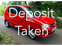 Only 26k from new !!!! 06 Hyundai Amica 1.1 CDX 5dr with New MOT - Top Spec