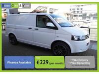Volkswagen Transporter 2.0TDi 114PS SWB T28 BMT £2000 worth of extras Twin SLDS