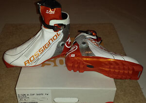 Rossignol X-ium World Cup Skate FW cross country ski boots