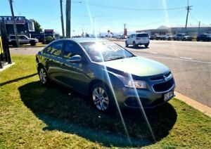 2015 Holden Cruze JH Series II MY15 Equipe Grey 6 Speed Sports Automatic Sedan Garbutt Townsville City Preview