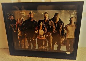 "Awesome Framed 11x14 ""Suicide Squad"" photo signed by Karen Fukuh"