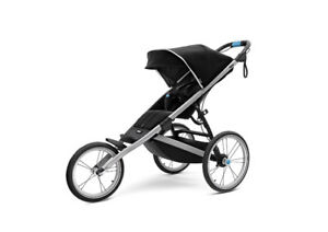 THULE GLIDE 2 STROLLER AND ACCESSORY