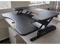 Vari Desk Pro Plus 36 Height Adjustable Platform