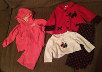 9-12 month girls outfits