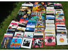 """Large Collection of 12"""" & 7"""" Vinyl records over 70 Norwich"""