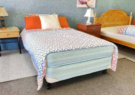 DELIVERY TODAY QUALITY King Single Ensemble bed & mattress Belmont Belmont Area Preview