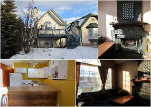 Detached House Canmore - Sunny Side!!!