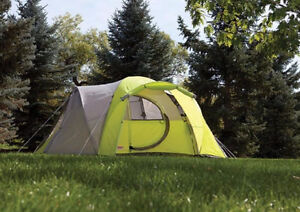 Brand New SEALED Coleman 8 Person Family Tent W/ Carry Bag