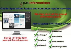 Computer Onsite Services