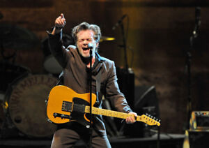 JOHN MELLENCAMP - ROCK LEGEND - FRONT ROW FLOOR SEATS !!!
