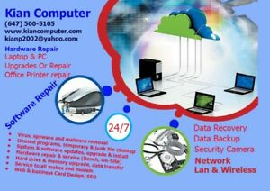 Laptop repair specialist Toronto, North York, Markham