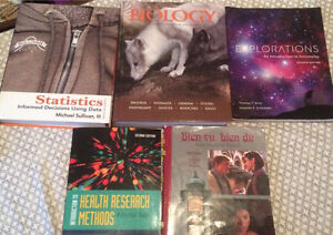 Brock University Textbooks For Sale!!!