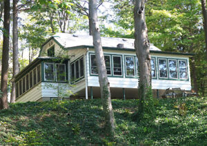 Lake Huron - Port Albert - Classic Cottage Rental