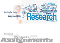 Assignment help any subject