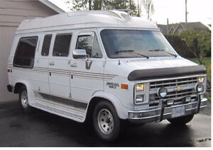 Chevy G20 Conversion Van