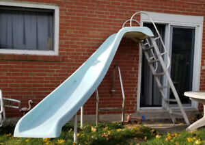 Bargain prices for pool accessories - pool closed forever!