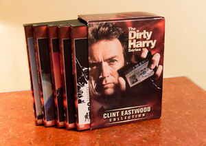 Dirty Harry. DVDs. Boxed Set