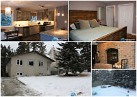 Detached House Canmore - Sunny Side - Fully Renovated
