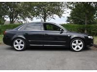 Audi A4 2.0 TDI CVT S Line