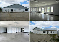 Commercial Building and Acreage Vulcan