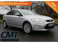 Ford Mondeo 1.6 TDCi Eco Zetec Business Edition 5dr [SS]
