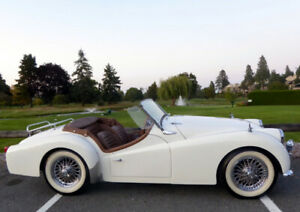 Triumph TR3A for sale
