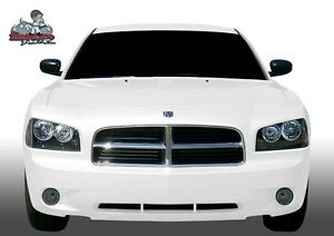 2007to2011. Complete. Front. Bumper. With. Grilled  Dodgecharger