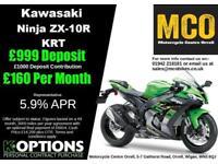 Kawasaki Ninja ZX-10R KRT 2018 Model WSBK Champion Bike
