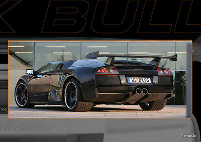 Lamborghini Murcielago Carbon Fiber Body Kit Dimex