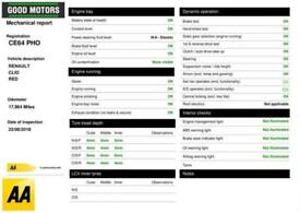 2014 64 RENAULT CLIO 0.9 DYNAMIQUE S MEDIANAV ENERGY TCE S/S 5D 90 BHP
