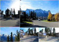 Residential Lot - Canmore - Sunny Side