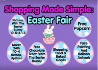 Shopping Made Simple: Easter Craft Fair
