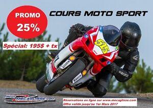Spécial Cours Moto Sport