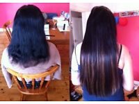 Hair Extensions - Keratin and Micro Ring £99.99 Includes Hair!!!