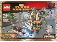 Lego Doc Ock Tentacle Trap New