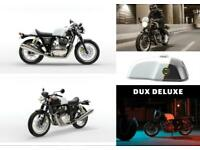 New Royal Enfield Continental GT 650 Twin Dual Colour Euro 5