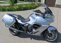 Triumph Trophy SE, 2013 immaculate, less than 3000 kms