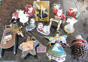 Christmas Decorations Whimsical,Collectors & Contemporary